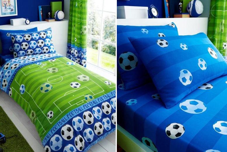 Kids Themed Duvet Set- 4 Designs!