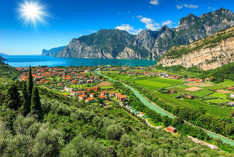 From £119pp (from KPX Travel) for a three-night Lake Garda stay including flights from London, Manchester or Edinburgh - save up to 25%