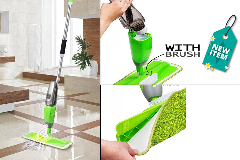 700ml Spray Mop for £9.99