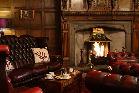£69 (at the Best Western Higher Trapp Country House Hotel) for an overnight stay for two people including a two-course dinner, bottle of Prosecco and breakfast - save up to 40%