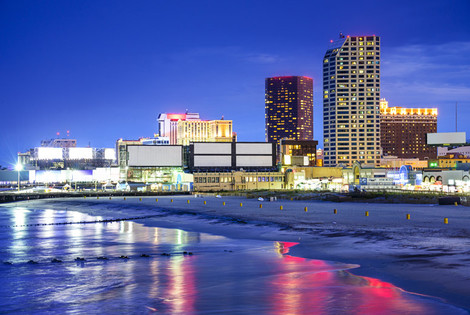 From £599pp (from Crystal Travel) for a five-night New York and Atlantic City getaway with flights, or from £629pp for six-nights - save up to 26%
