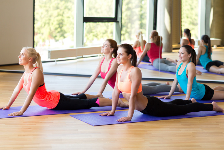 £22 instead of £49 for eight yoga classes or pilates classes at Prime Fitness Clinic, Stockport - save 55%