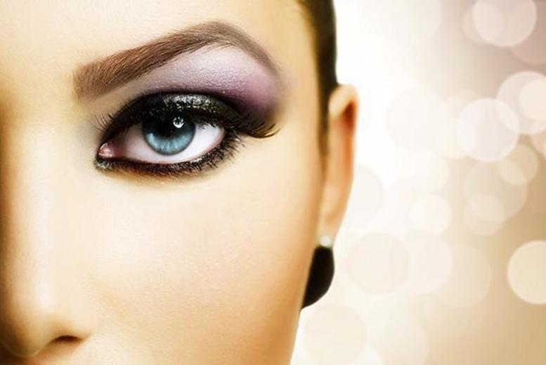 £89 instead of up to £300 for a semi-permanent makeup treatment at Mae's Brow & Beauty Studio, Glasgow - choose brows or upper or lower eyeliner and save up to 70%