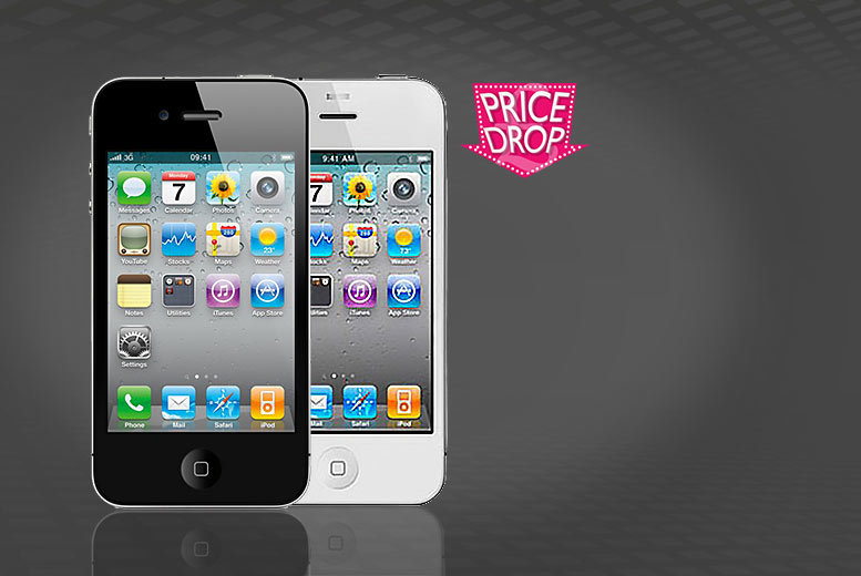 £89 instead of £133.01 (from Fone Plaza) for an unlocked grade B refurbished Apple iPhone 4s 16GB - choose black or white and save 33%