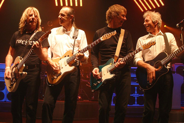 £35.50 for a ticket to see Status Quo on 21st May 2016, at Wirral Rocks , Birkenhead!
