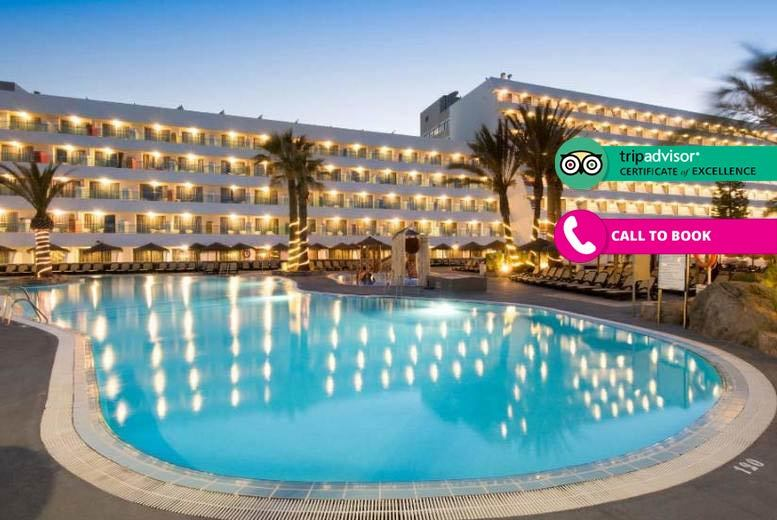 4* All-Inclusive Andalucía Beach Break and Flights