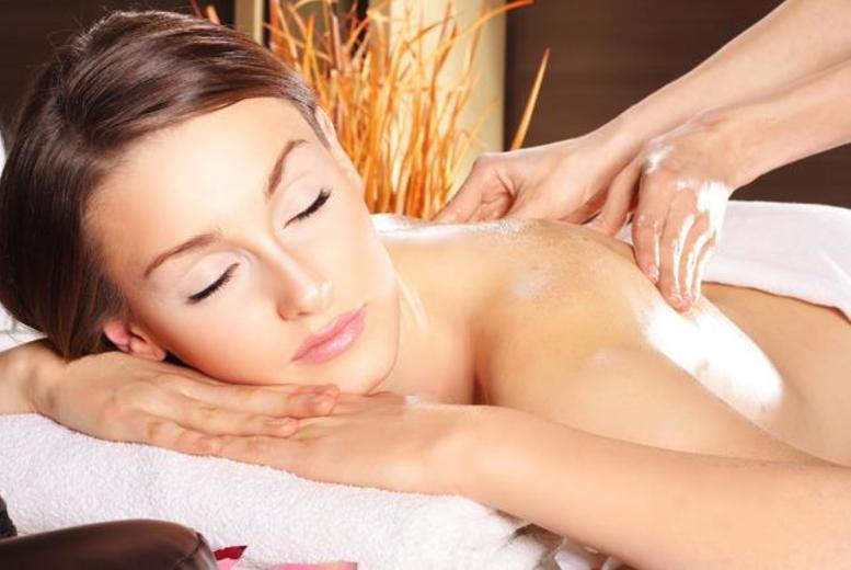 £12 instead of up to £25 for a choice of 45-minute massage at Twenty14 Beauty in Living Well, Edinburgh Airport - save up to 52%