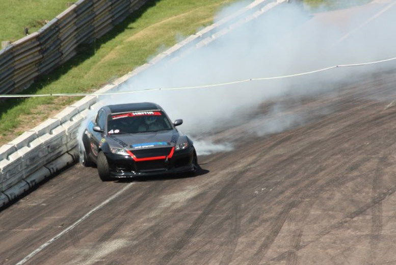 £65 instead of £199 for a two-hour drifting experience and passenger thrill ride at Drift Elite, Throckmorton Airfield - save 67%