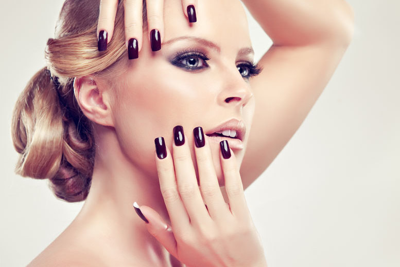 £9 for a basic manicure, £12 to include a basic pedicure, or £14 for a shellac gel manicure and £24 to include a shellac gel pedicure - save up to 40%