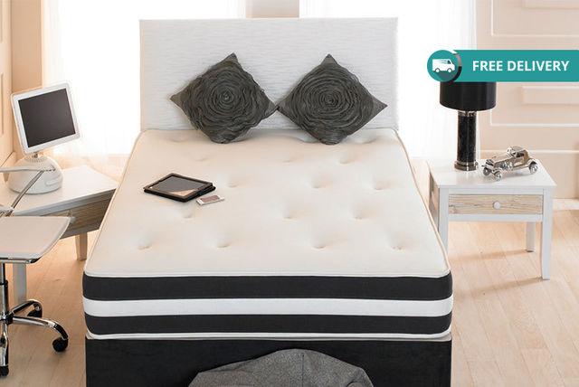 3d-coolblue-tufted-memory-sprung-mattress