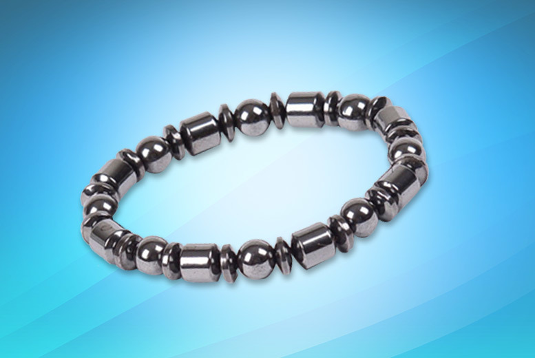 Magnetic Therapy 'Wellbeing' Bracelet for £4.99