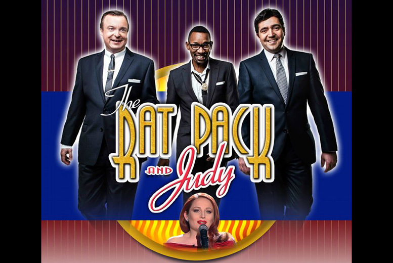 £14 instead of £22.50 for a ticket to The Rat Pack and Judy Garland tribute concert at Glasgow Royal Concert Hall - save 38%