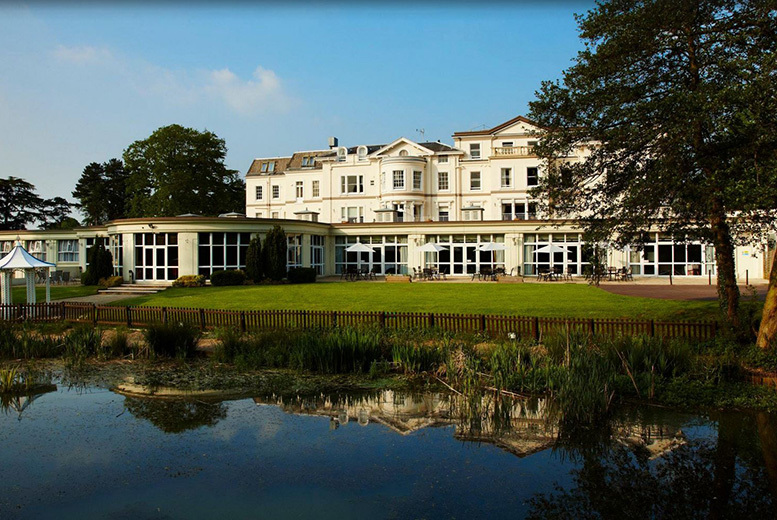 £119 for an overnight stay for two with dinner, wine, breakfast, leisure access and late check-out, £199 for two nights at The Cheltenham Park Hotel - save up to 35%