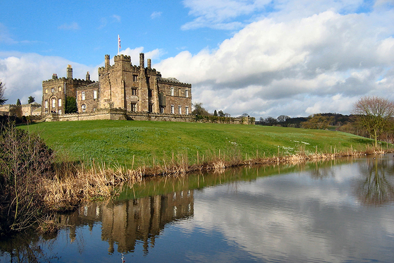 £2 instead of £5 for a ticket to the Summer Homes and Garden Fair at Ripley Castle, Harrogate - save 60%