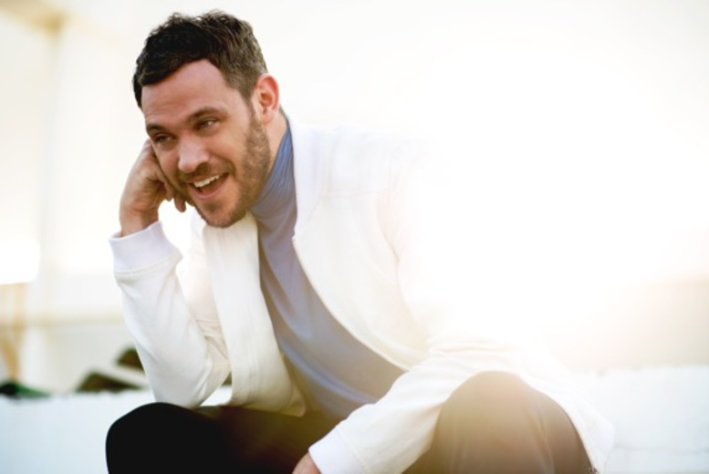 £20 instead of £35 for a ticket to see Will Young live at Wirral Rocks at Prenton Park on 20th May 2016 - save 43%