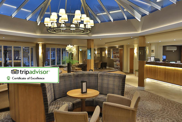 From £49 (from Best Western Plus Manor House Hotel) for a Cheshire break including breakfast and leisure access for two people, £99 for two nights - save up to 59%