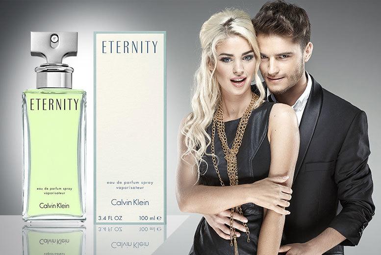£26 instead of £65.01 for a 100ml bottle of Calvin Klein Eternity eau de parfum - save 60%