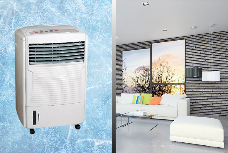 £59 instead of £149.99 for a air cooler and humidifier - save 61%