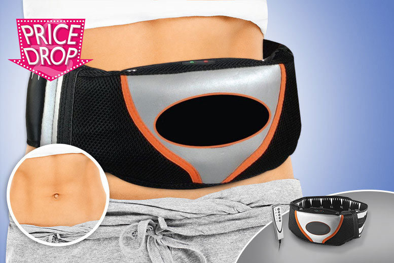 £17 instead of £65 (from Sashtime) for a Vibro Body 'slimming and toning' vibration belt - save 74%