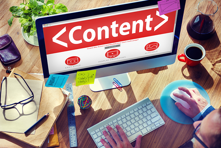 £19 instead of £395 (from Shaw Academy) for a blogging and content marketing online course - save 95%