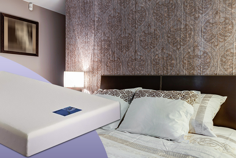 Visco Cool Memory Foam Mattress