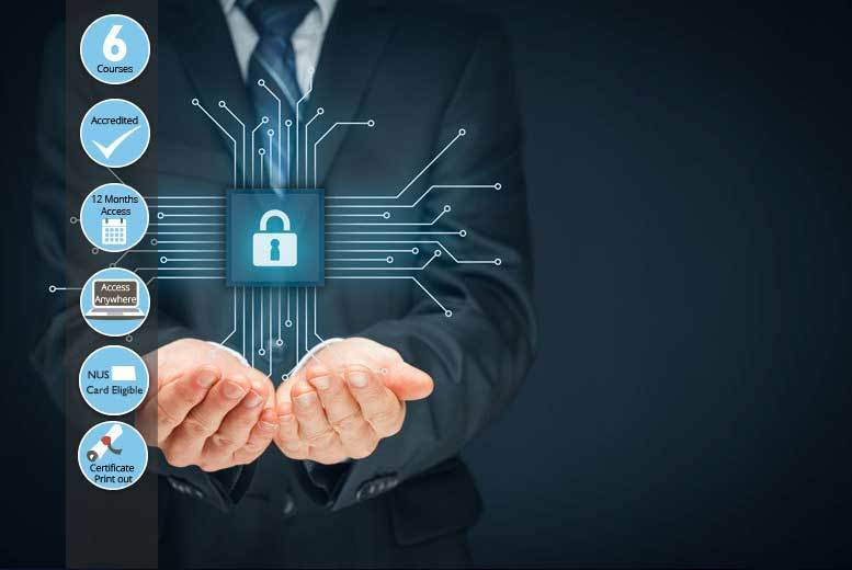 Cyber Security 6-Course Master Bundle