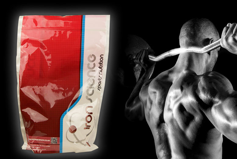 All-In-1 Post & Pre-Workout Protein Powder – 8 Flavours! for £12