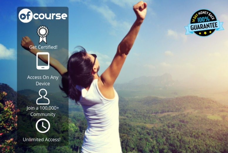 Online Life Coaching & Mindfulness Course Bundle for £29