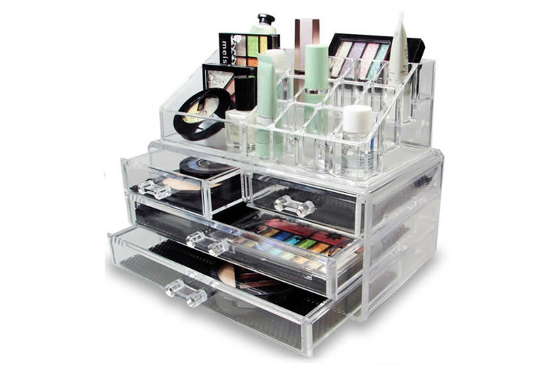 Multi-Compartment Beauty Organiser for £12