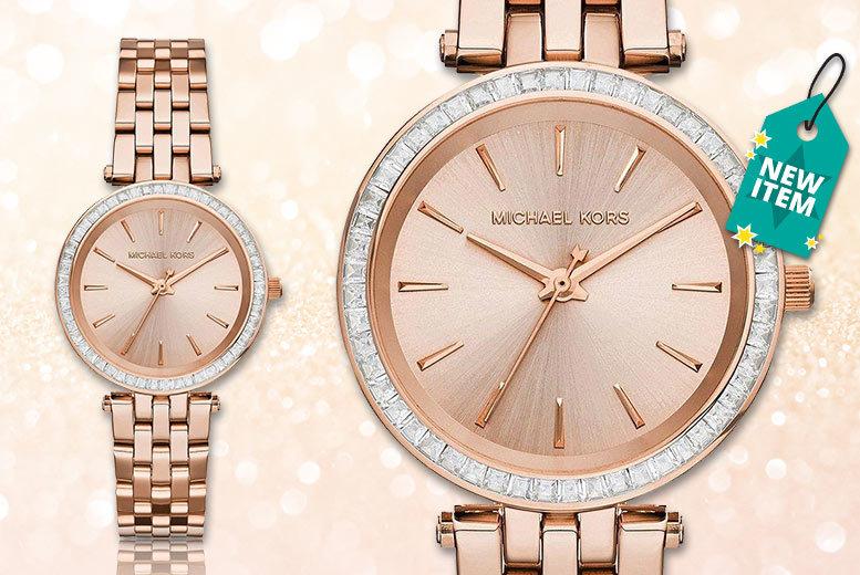 Ladies' Michael Kors MK3366 Mini Darci Watch