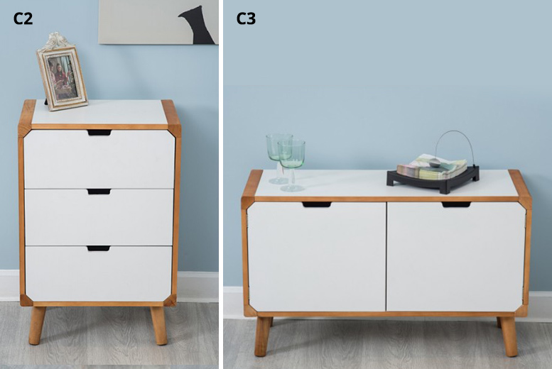 Living Room Furniture Collection from £44