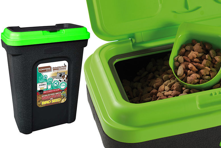 30L Pet Food Storage Tub for £9.99