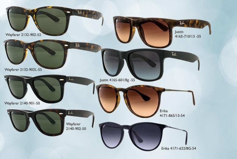 Ray-Ban Sunglasses - 17 Styles!