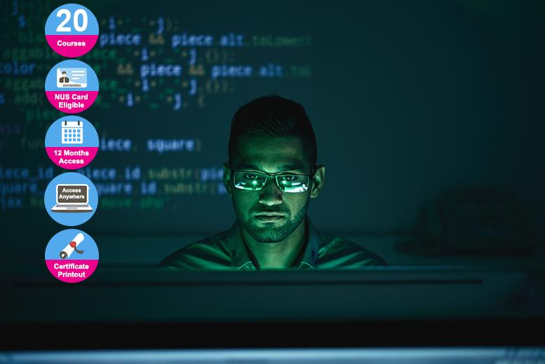 Complete Computer Science Coding & Programming 20 Course Bundle