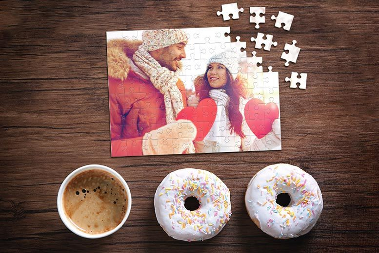 Personalised Photo Puzzle - Get 1 or 2!