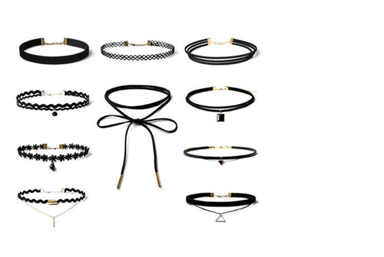 10pc Choker Set for £4.99