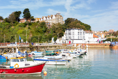 £59 for a overnight stay for two people including breakfast, dinner and leisure access or return ferry crossing to Calais, from £99 for two nights - save up to 50%