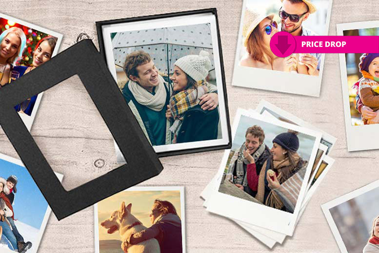 Retro or Classic Photo Box for £5.99