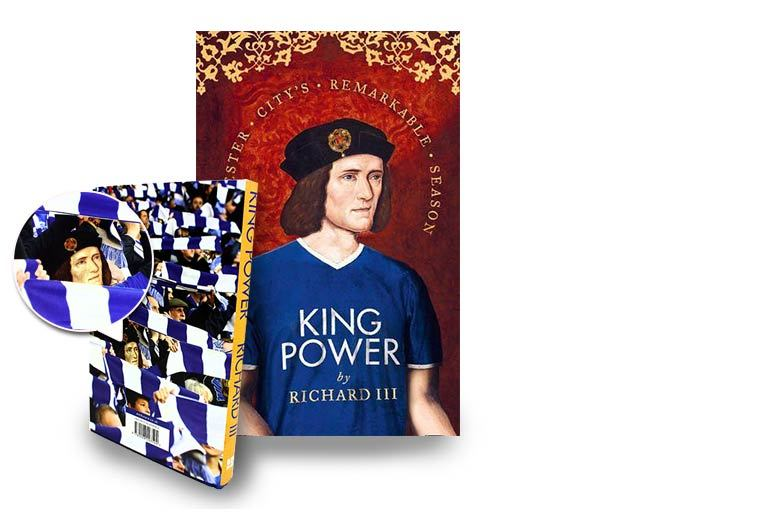£4.99 instead of £7 (from Bangzo) for 'Leicester City's Remarkable Season' hardcover book - save 29%