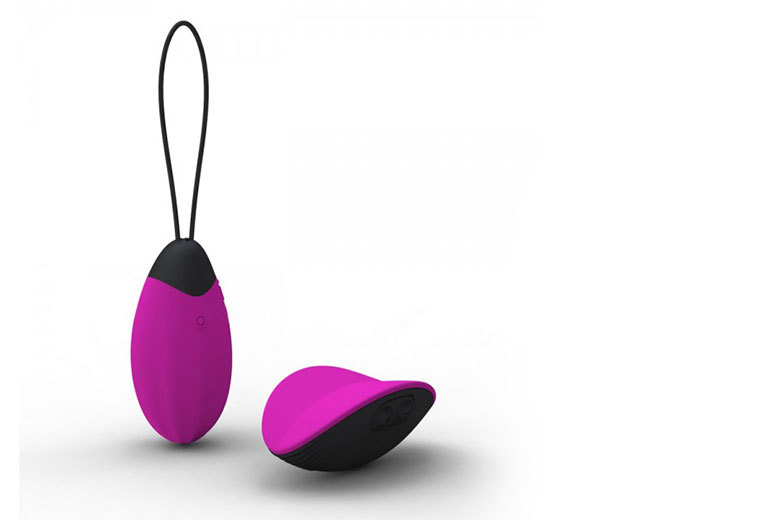 £25 instead of £62.04 (from Simply Pleasure) for an Odeco Bibi remote controlled egg vibe - save 60%