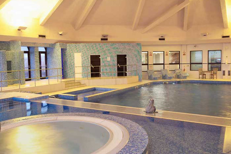 £89 instead of £187 for a 4* spa day for two people including two treatments each and afternoon tea at The Westerwood Hotel, Cumbernauld - save 52%