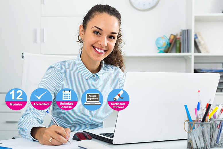 Accredited Certificate In Administration for £9