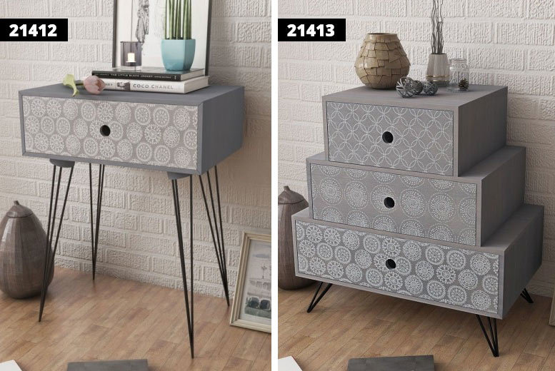 Furniture Maxi Storage Units – 7 Options! from £31.99