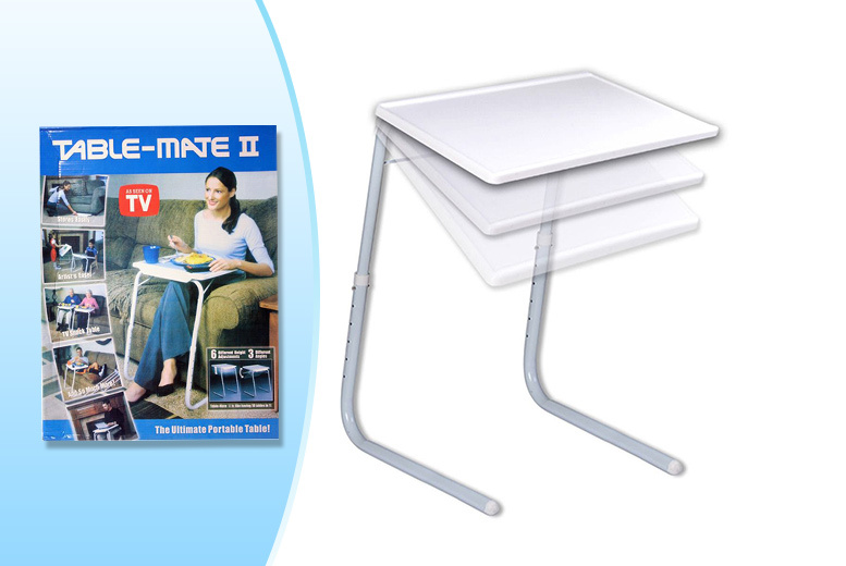 adjustable table mate