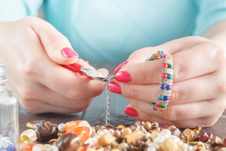 Choice Of Jewellery Making Class