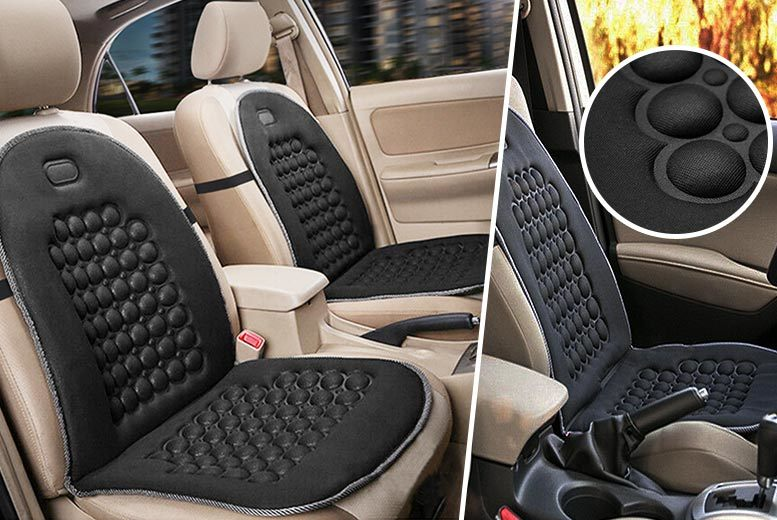 1 or 2 Orthopaedic Car Cushions from £5.99