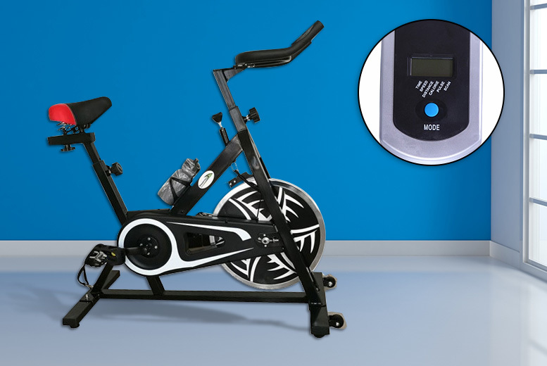 Velocity Pro Spin Exercise Bike for £119