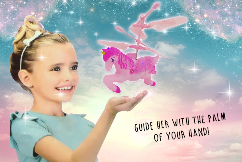 Magical Flying Unicorn Toy for £9.99
