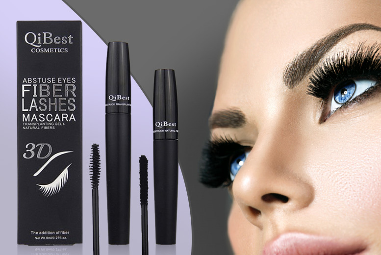 £6 instead of £20 (from Alvi's Fashion) for a 3D duo fiber lashes mascara - save an eye-fluttering 70%