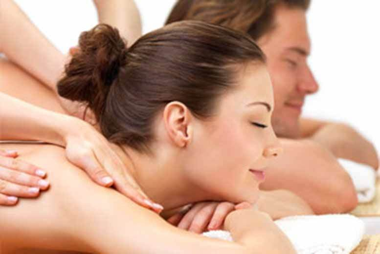 £17 for a one-hour pamper package for one or from £29 for a 90-minute pamper package with bubbly and chocolate for two or four people at Angelic Touches